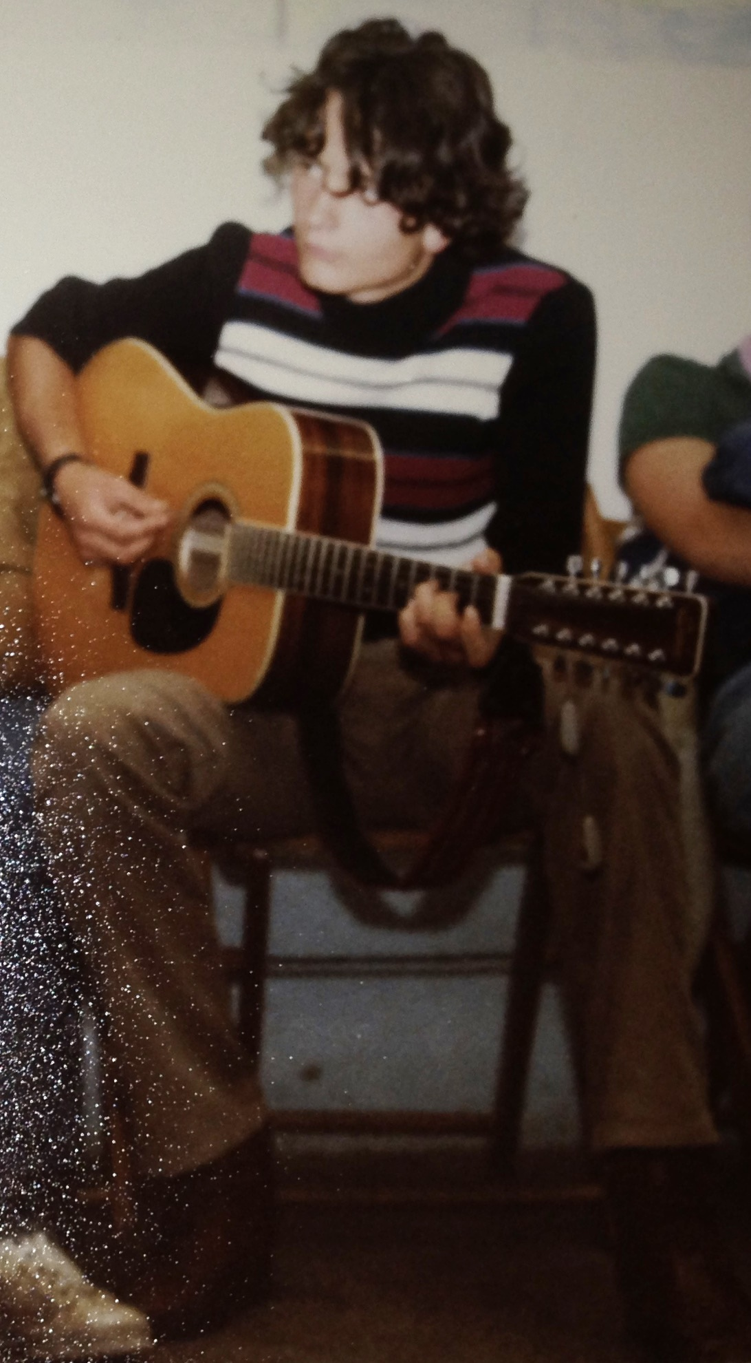 Reiner Gitarre Klassenfahrt